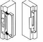 Architectural Lock Rebate Kits